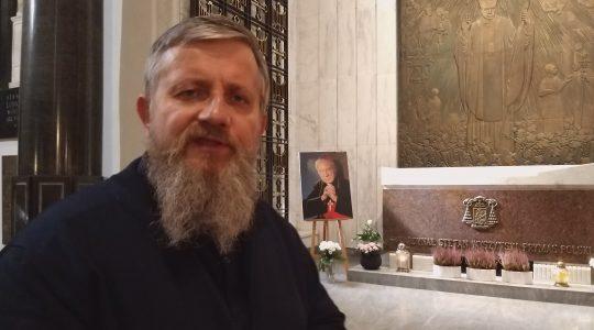 Ks. Jarek już w Mediolanie  (7.04.2019)