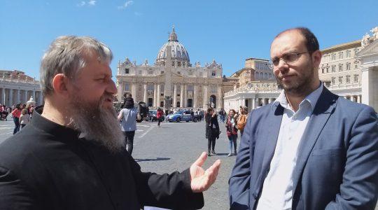 Informacje z Placu św. Piotra na temat Wielkiego Tygodnia w Watykanie -Vatican Service News (15.04.2019)