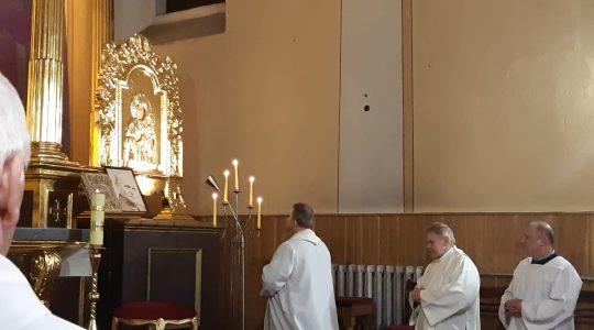 Szczególne wspomnienie św. Jana Pawła II  (3.04.2019)