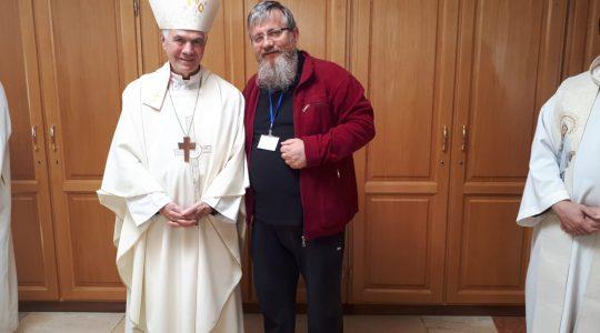 Rozmowa z księdzem biskupem Giovanni D'Ercole (28.04.2019)