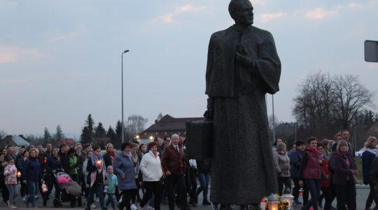 Marsz papieski, marsz biały, marsz rodzinny  (2.04.2019)