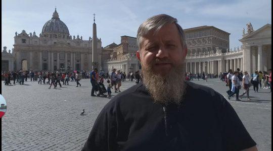 Informacje z Placu Świętego Piotra-Vatican Service News (24.04.2019)