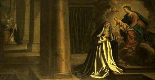 Święta Agnieszka z Montepulciano, dziewica i zakonnica (20.04.2019)
