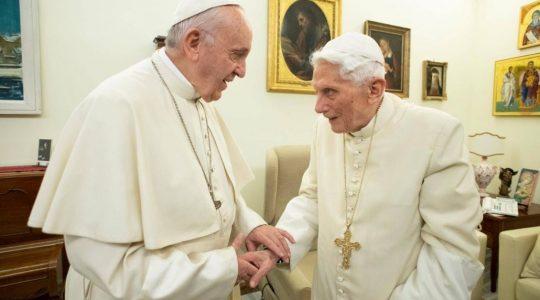 """""""Anglicanorum coetibus"""" Benedykta XVI zaktualizowane przez papieża Franciszka (Vatican Service News - 09.04.2019)"""