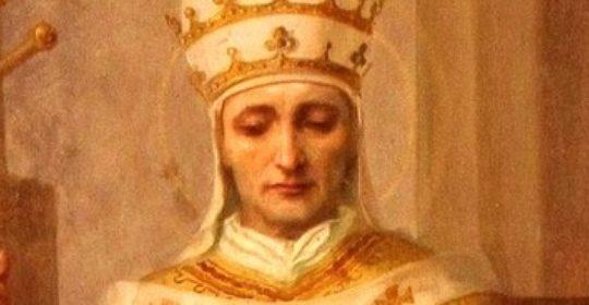 Święty Leon IX, papież  (19.04.2019)