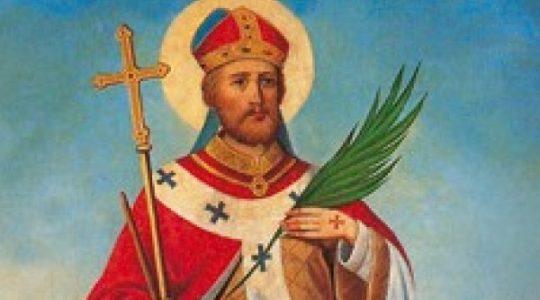 Święty Wojciech, biskup i męczennik główny patron Polski (23.04.2019)