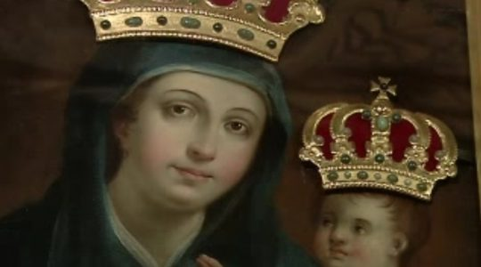 Najświętsza Maryja Panna, Matka Łaski Bożej (07.05.2019)
