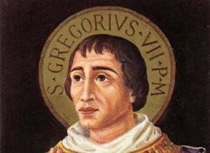 Święty Grzegorz VII, papież (25.05.2019)