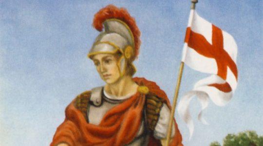 Święty Florian, żołnierz, męczennik (04.05.2019)