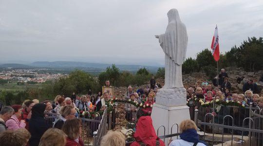 Papież zezwolił na pielgrzymki do Medjugorie(Vatican Service News - 12.05.2019)
