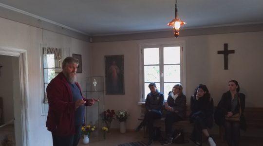 Tam, gdzie mieszkała św. Faustyna (9.05.2019)