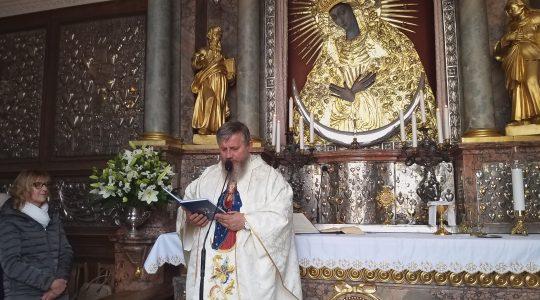 Msza św. w Ostrej Bramie (10.05.2019)