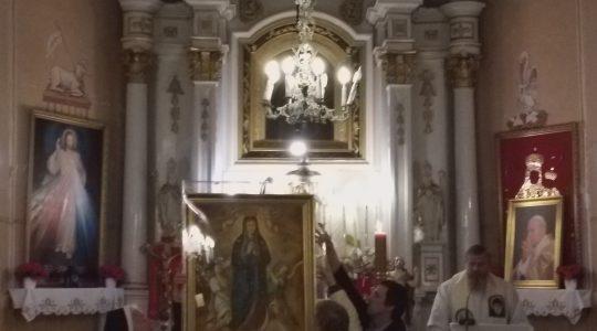 Była też modlitwa za wstawiennictwem św. Charbela (13.05.2019)