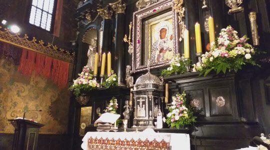 Najświętsza Maryja Panna Częstochowska (26.08.2020)