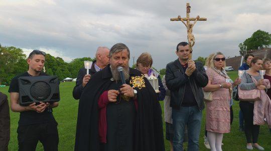 Światełko dla Papieża-Polaka (19.05.2019)