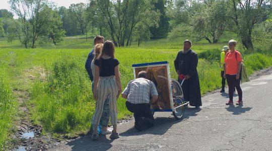 Transmisja z zakończenia pieszej pielgrzymki do Wadowic (27.05.2019)