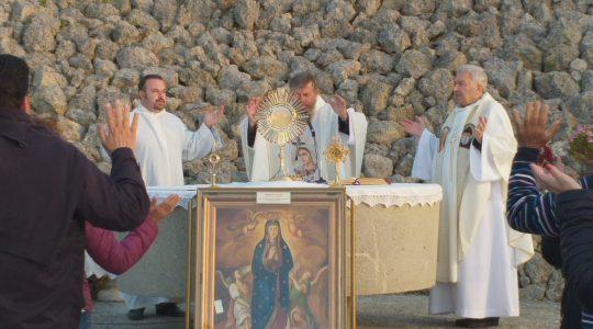 Modlitwa na Sycylii  (31.05.2019)
