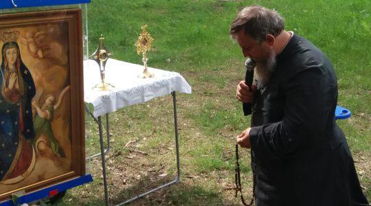 Transmisja z Koronki do Bożego Miłosierdzia-In diretta Coroncina della Divina Misericordia-(22.05.2019)