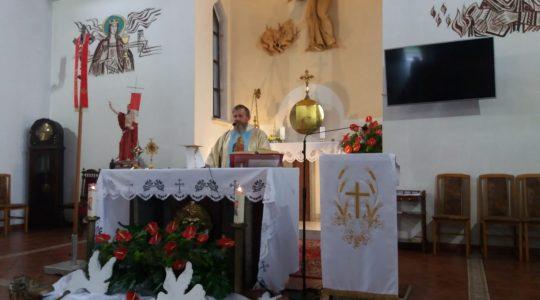 Transmisja z Mszy Świętej w 5 dniu pielgrzymki-In diretta la Santa Messa (23.05.2019)