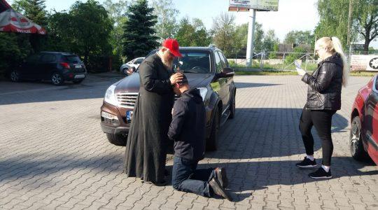 Dzisiejszy dzień to modlitwy za kapłanów  (25.05.2019)