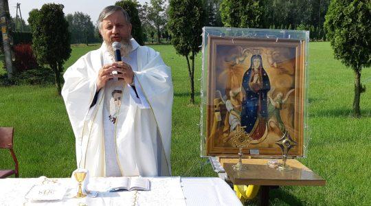 Transmisja z Mszy Świętej-La Santa Messa in diretta (27.05.2019)