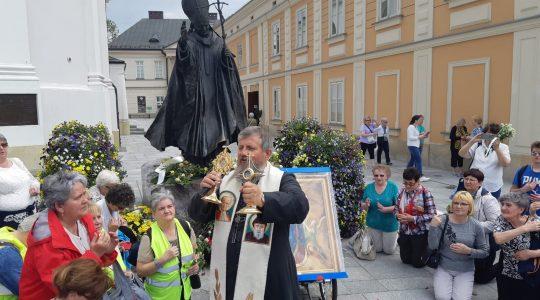 Dziś o godz.15 będziemy dziękować za św. Jana Pawła II (18.05.2020)