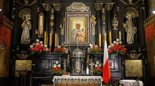 Ekspiacja za zniewagę jasnogórskiej ikony(Vatican Service News - 23.05.2019)