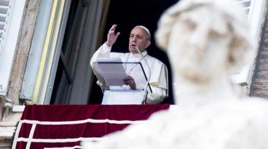 Modlitwa Regina Coeli z Ojcem Świętym Franciszkiem (Vatican Service News - 26.05.2019)