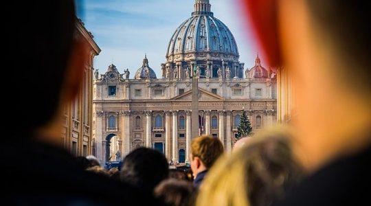 Ogłoszono hasło na Światowe Spotkanie Rodzin (Vatican Service News - 17.05.2019)
