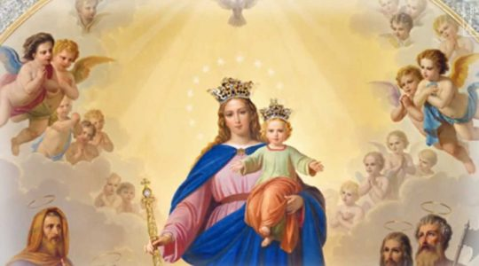 Najświętsza Maryja Panna Wspomożycielka Wiernych (24.05.2019)
