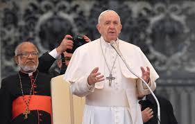Bądźcie ufni jak dzieci . Ojciec Święty z zatroskaniem do Polaków (Vatican Service News - 23.05.2019)