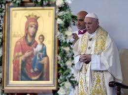 Msza święta Ojca Świętego Franciszka w Sofii (Vatican Service News - 05.05.2019)