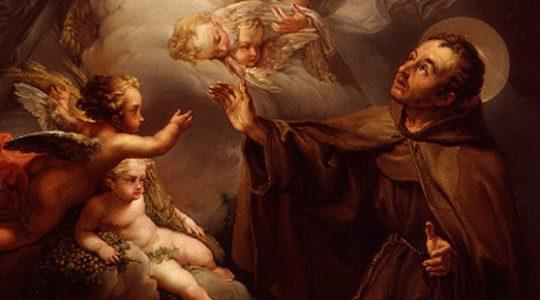 Święty Paschalis Baylon, zakonnik (17.05.2019)