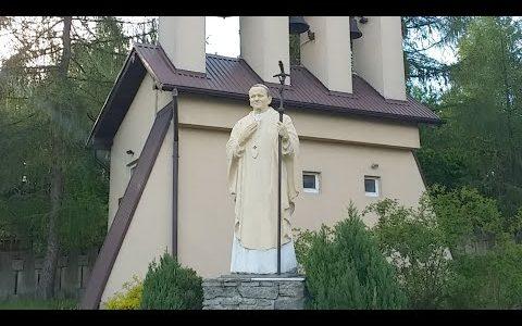 Transmisja apelu Maryjnego  z trasy pielgrzymki księdza Jarka 20.05.2019