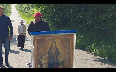 Apel Maryjny dzień 8 pielgrzymki  - Preghiera Mariana (26.05.2019)