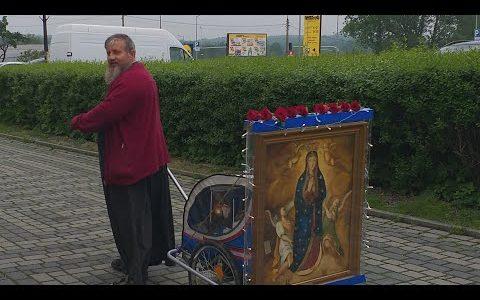 Modlitwa południowa Regina Coeli w 6 dniu pielgrzymki -Pregiera del medzzogiorno Regina Coeli (24.05.2019)