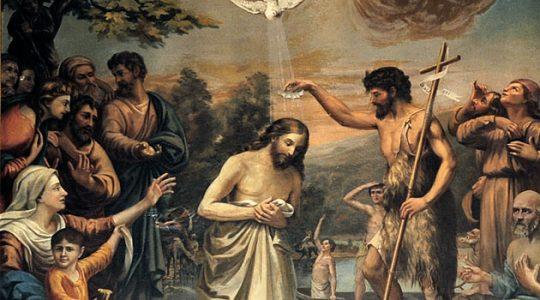 Święty Jan Chrzciciel (24.06.2019)