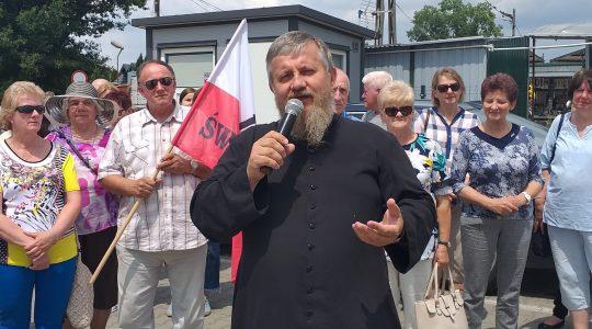 Rodzina Domów Modlitwy wyrusza na Słowację-transmisja (21.06.2019)