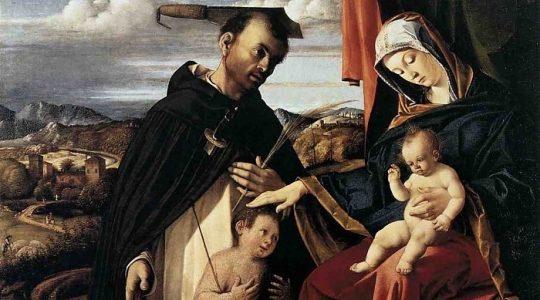 Święty Piotr z Werony, prezbiter i męczennik (04.06.2019)