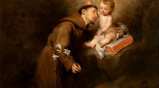 Święty Antoni z Padwy, prezbiter i doktor Kościoła (13.06.2019)
