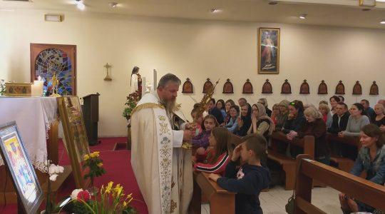 Nabożeństwo Eucharystyczne i modlitwa za wstawiennictwem św. Charbela. (9.06.2019)
