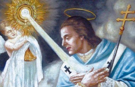 Święty Norbert, biskup (06.06.2019)