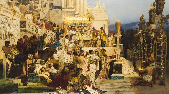 Święci Pierwsi Męczennicy Świętego Kościoła Rzymskiego 30.06.219
