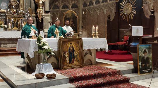 Msza św.dziękczynno-błagalna w katedrze  (24. 06. 2019)