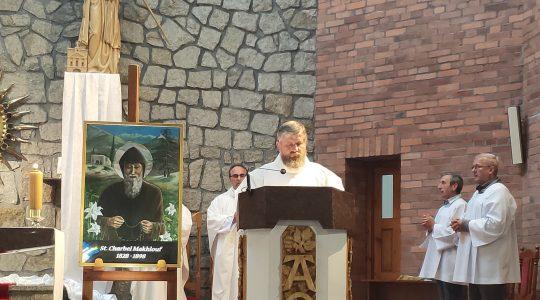 Transmisja z Mszy Świętej w parafii św. Rozalii w Szczecinku 29.06.2019