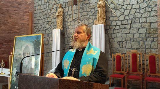 Pan Jezus uzdrawia za wstawiennictwem Świętego Charbela (19.02.2020)