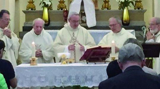 Ksiądz  - ojciec swoich siedmiorga dzieci skończył 100 lat(Vatican Service News - 05.06.2019)