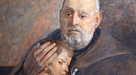 Święty Brat Albert Chmielowski, zakonnik (17.06.2019)