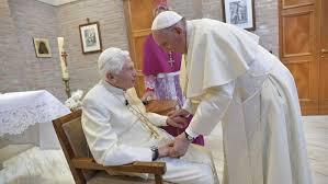 Spotkanie papieży Franciszka i Benedykta (Vatican Service News - 04.06.2019)