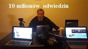 Dziesięć milionów na Portalu PadreJarek.pl